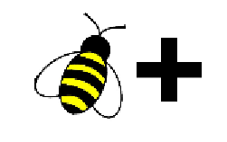Bee Positive logo - a bit bigger